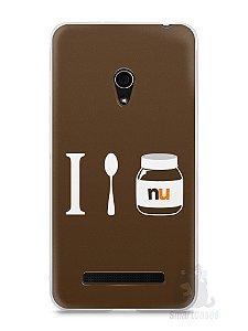 Capa Zenfone 5 Nutella #4