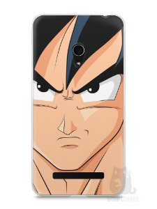 Capa Zenfone 5 Dragon Ball Z Goku