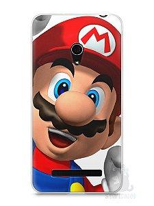 Capa Zenfone 5 Super Mario #1