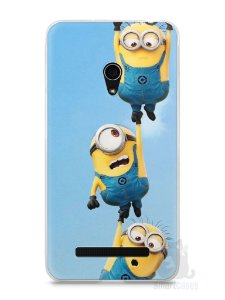 Capa Zenfone 5 Minions #2