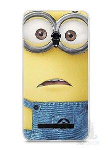 Capa Zenfone 5 Minions #6