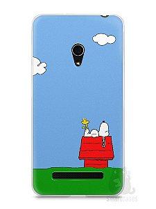 Capa Zenfone 5 Snoopy #3