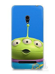 Capa Zenfone 5 Aliens Toy Story #1