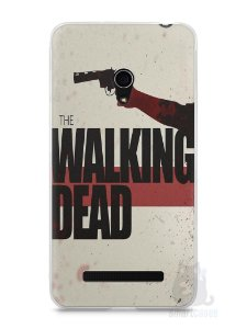 Capa Zenfone 5 The Walking Dead #3