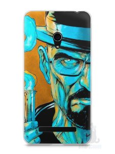Capa Zenfone 5 Breaking Bad #1