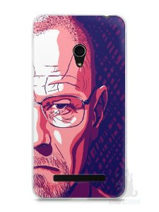 Capa Zenfone 5 Breaking Bad #6