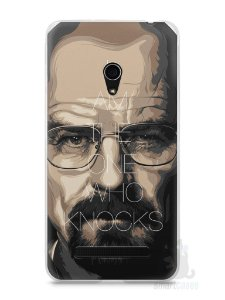 Capa Zenfone 5 Breaking Bad #7