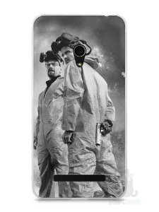 Capa Zenfone 5 Breaking Bad #9