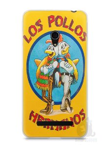 Capa Zenfone 5 Breaking Bad Los Pollos Hermanos #2