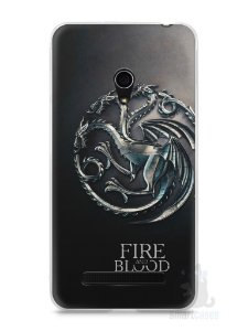 Capa Zenfone 5 Game Of Thrones Targaryen