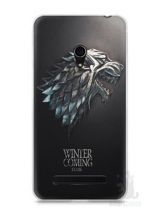 Capa Zenfone 5 Game Of Thrones Stark