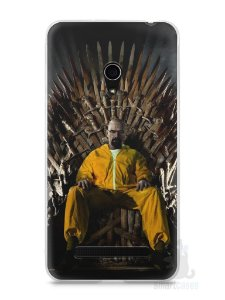 Capa Zenfone 5 Heisenberg Game Of Thrones