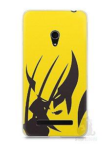 Capa Zenfone 5 Wolverine