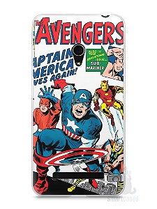 Capa Zenfone 5 The Avengers