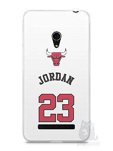 Capa Zenfone 5 Michael Jordan 23