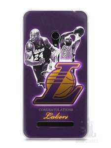 Capa Zenfone 5 Lakers