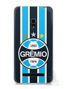 Capa Zenfone 5 Time Grêmio