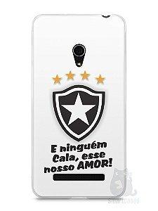 Capa Zenfone 5 Time Botafogo #2