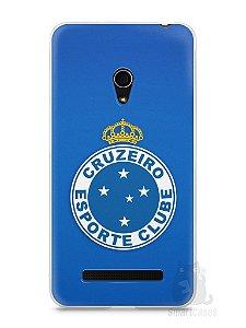 Capa Zenfone 5 Time Cruzeiro #1