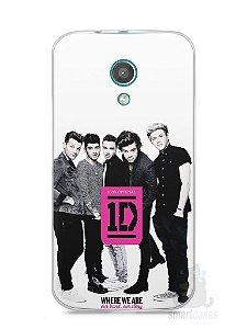Capa Moto G2 One Direction #2