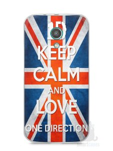 Capa Moto G2 One Direction #3