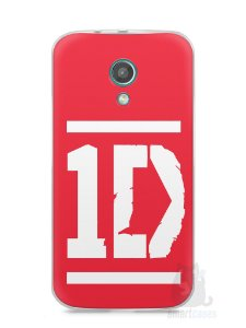 Capa Moto G2 One Direction #4