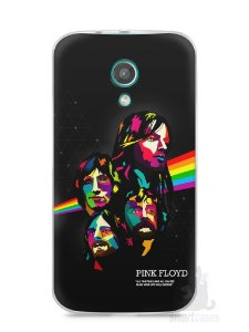 Capa Moto G2 Pink Floyd #2