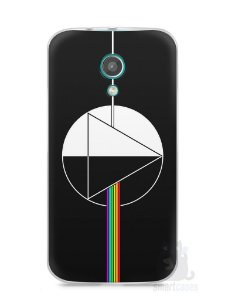 Capa Moto G2 Pink Floyd #4
