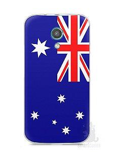Capa Moto G2 Bandeira da Austrália
