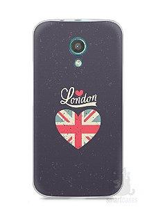 Capa Moto G2 Londres #5