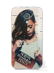 Capa Moto G2 Rihanna #2