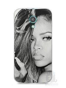 Capa Moto G2 Rihanna #3