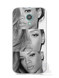 Capa Moto G2 Rihanna #4
