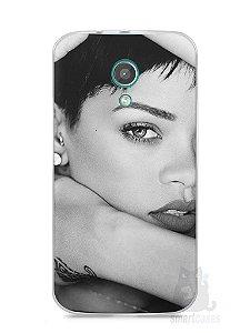 Capa Moto G2 Rihanna #5