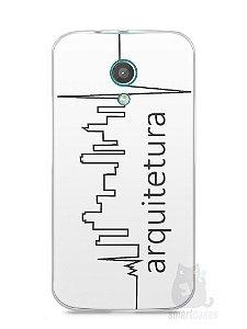 Capa Moto G2 Arquitetura #1