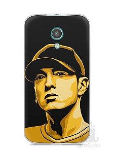 Capa Moto G2 Eminem #1