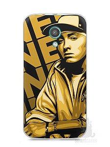 Capa Moto G2 Eminem #2