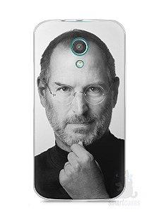 Capa Moto G2 Steve Jobs