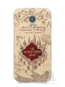 Capa Moto G2 Harry Potter #1