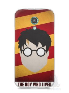 Capa Moto G2 Harry Potter #2