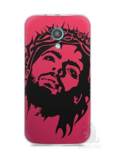 Capa Moto G2 Jesus #7