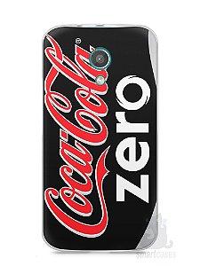 Capa Moto G2 Coca-Cola Zero