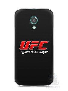 Capa Moto G2 UFC