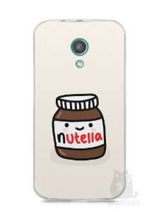 Capa Moto G2 Nutella #2