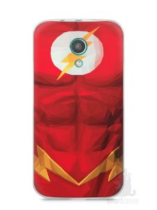 Capa Moto G2 The Flash #1