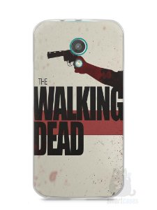 Capa Moto G2 The Walking Dead #3