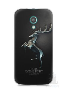Capa Moto G2 Game Of Thrones Baratheon
