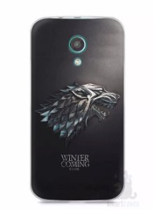 Capa Moto G2 Game Of Thrones Stark