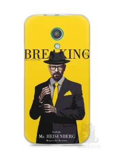 Capa Moto G2 Breaking Bad #2