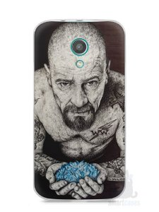 Capa Moto G2 Breaking Bad #4